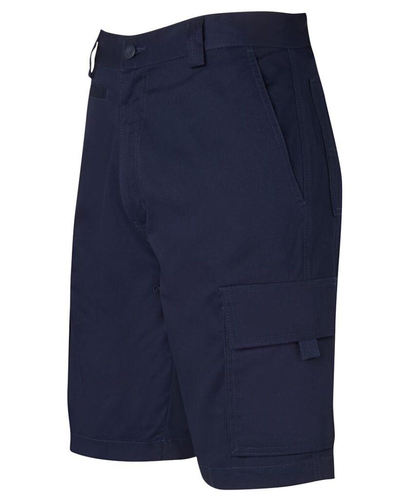 JB's Wear Navy Cargo Shorts