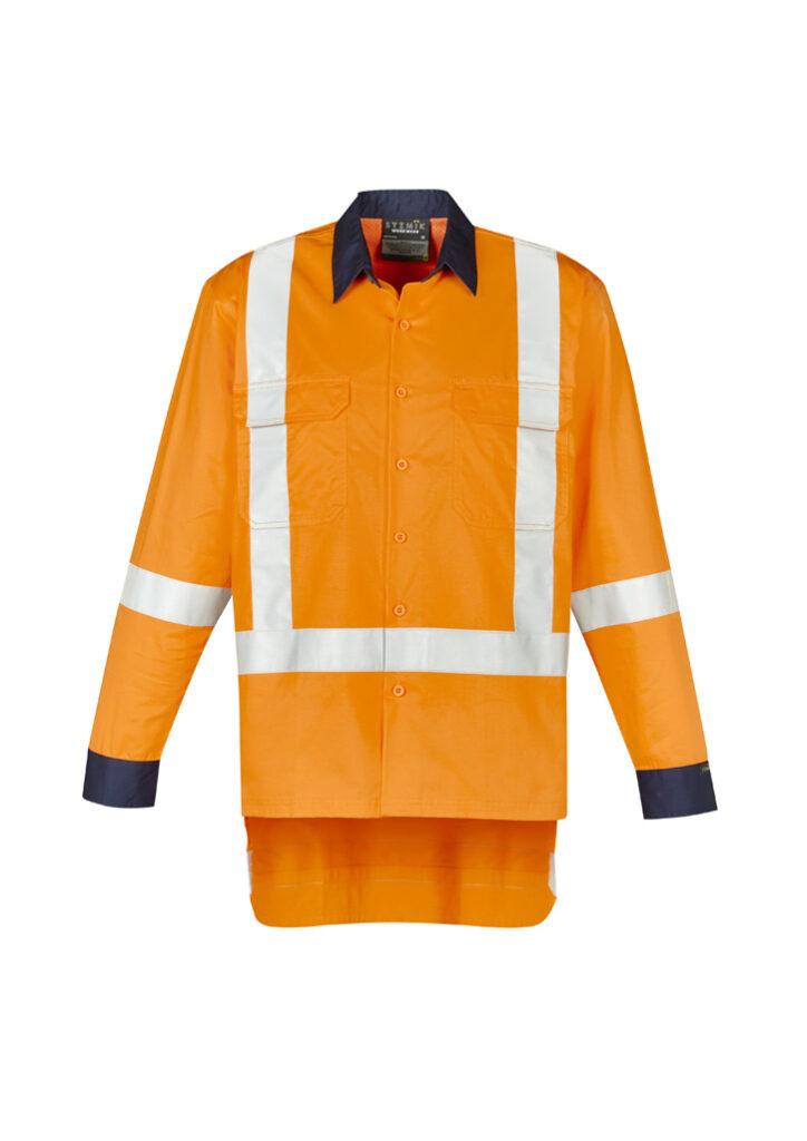 Syzmik X-back Work Shirt