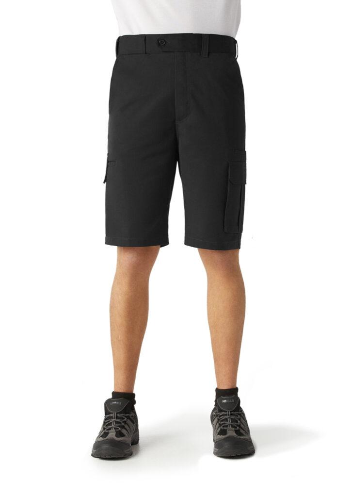 Biz Collections Mens Navy Detroit Shorts