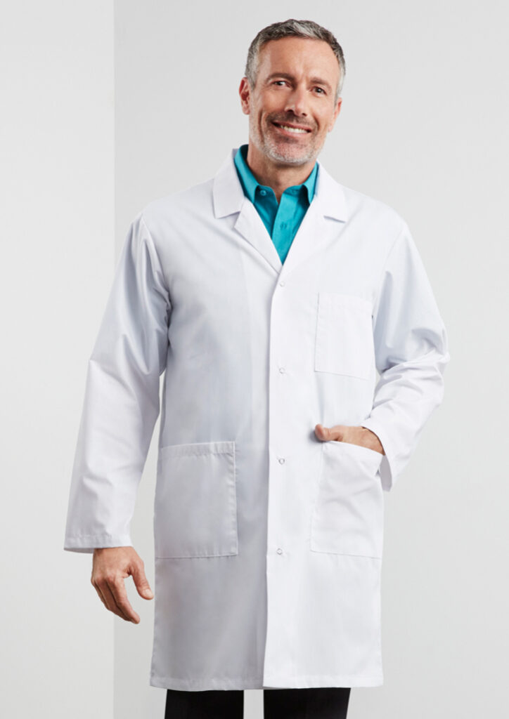 Biz Collection Classic Lab Coat