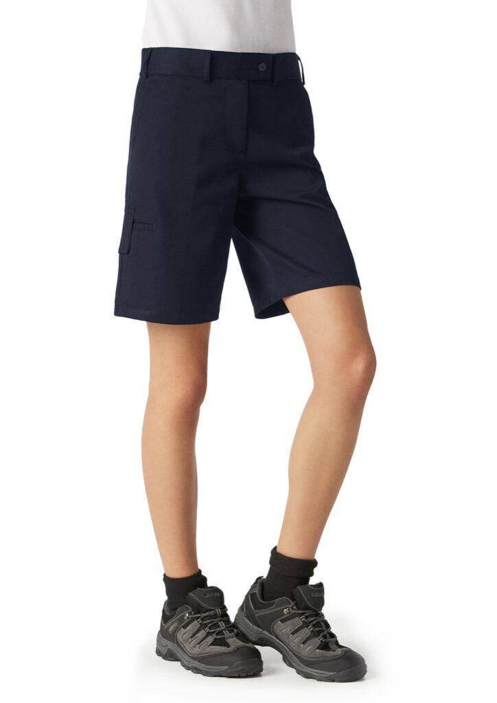 Biz Collection Womens Navy Shorts