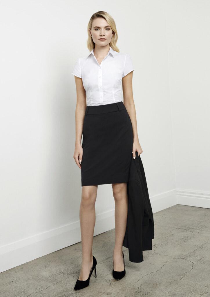 Biz Collection Womens Loren Skirt