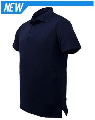 Bocini Mens Navy Polo