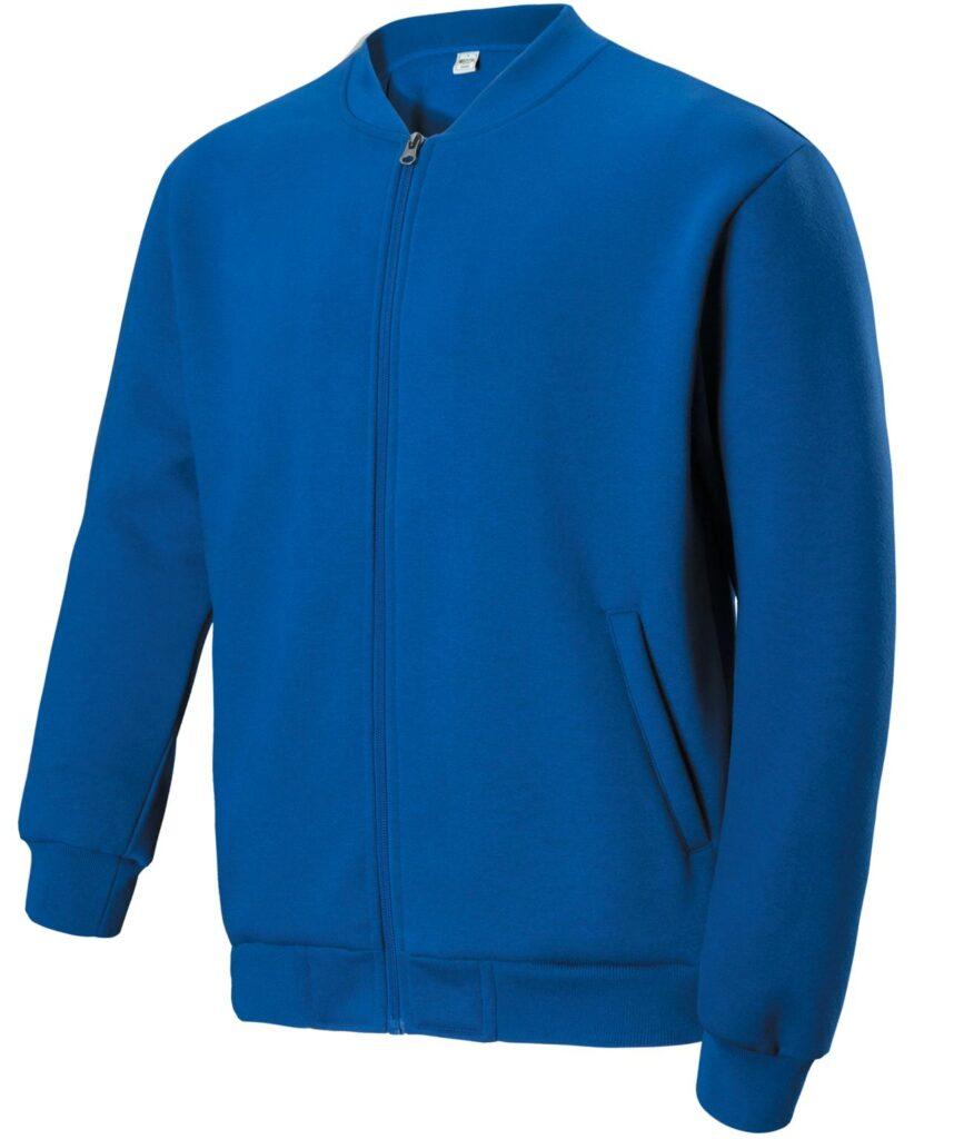 Bocini Unisex Zip Fleece