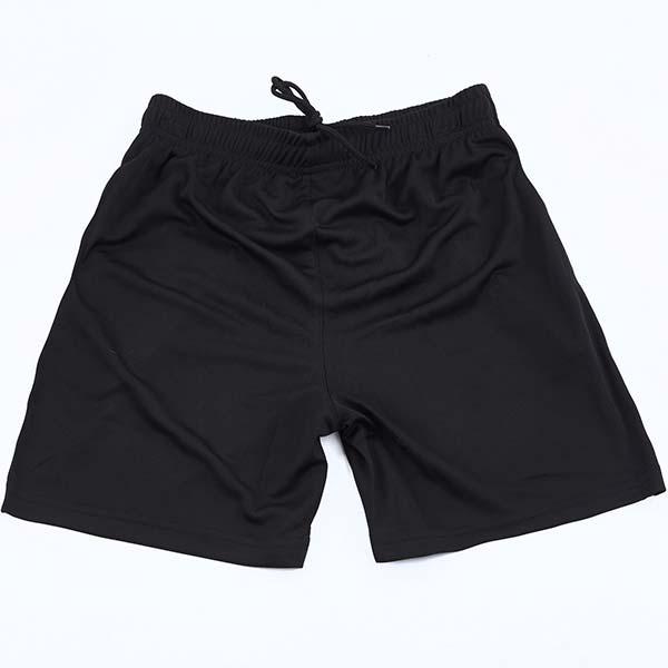 C-Force Mens Black Quickdry Shorts