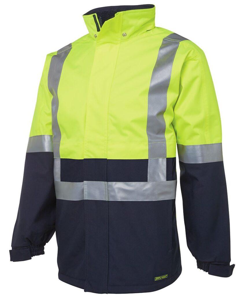 JB's Wear Hi-Vis Waterproof Jacket