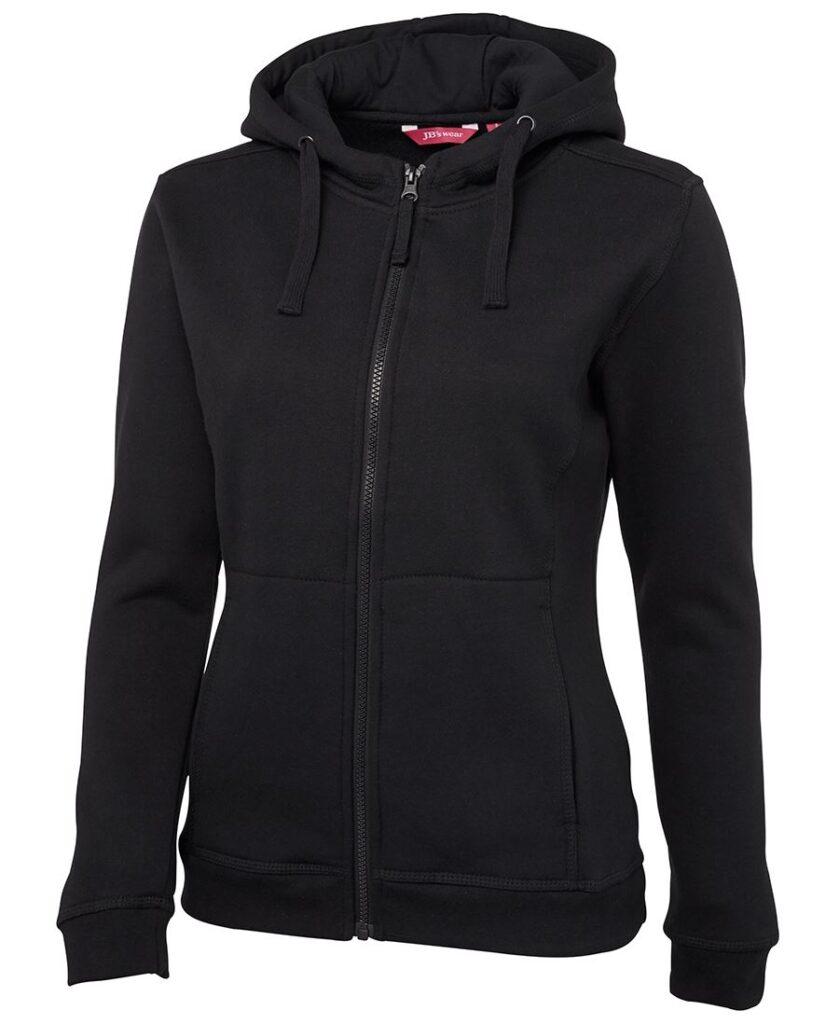 JB's Wear Ladies Full Zip Fleece