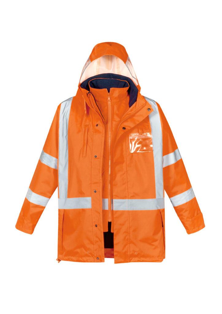 Syzmik 4 in 1 Waterproof Jacket
