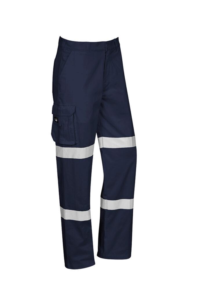 Syzmik Mens Navy Work Pants