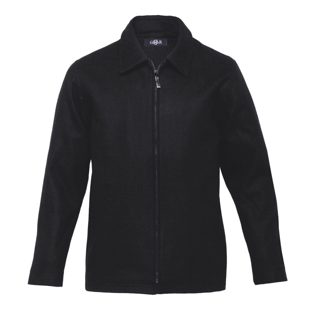 The Catalogue Melton Wool Ceo Jacket – Mens
