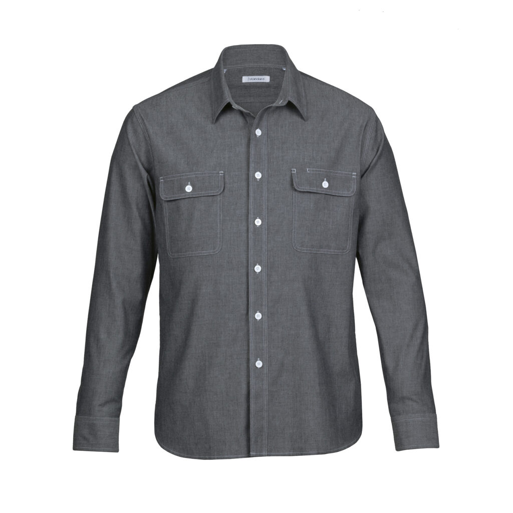 The Catalogue Montreal Chambray Shirt