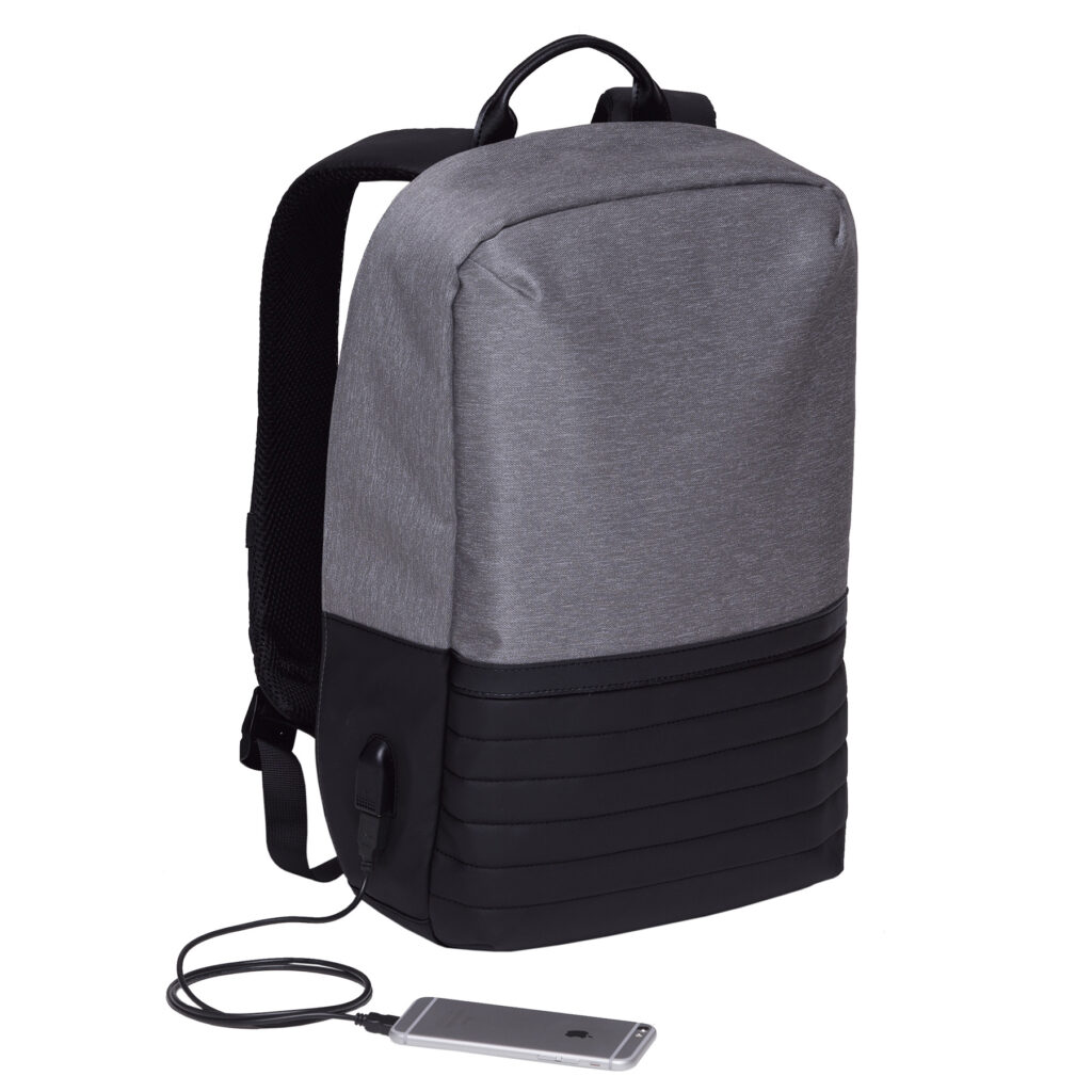 The Catalogue Wired Compu Backpack